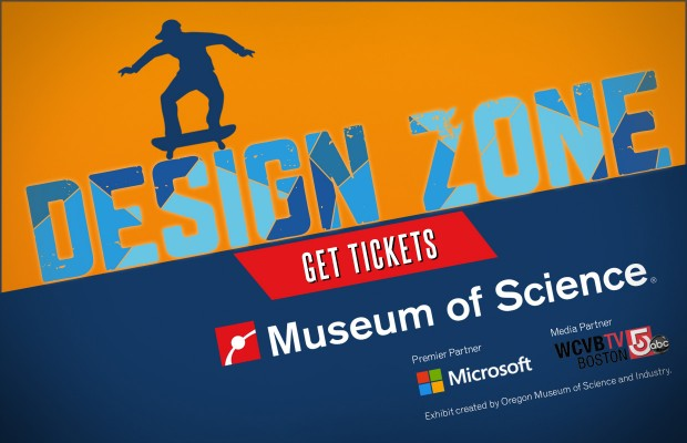Museum of Science – Design Zone