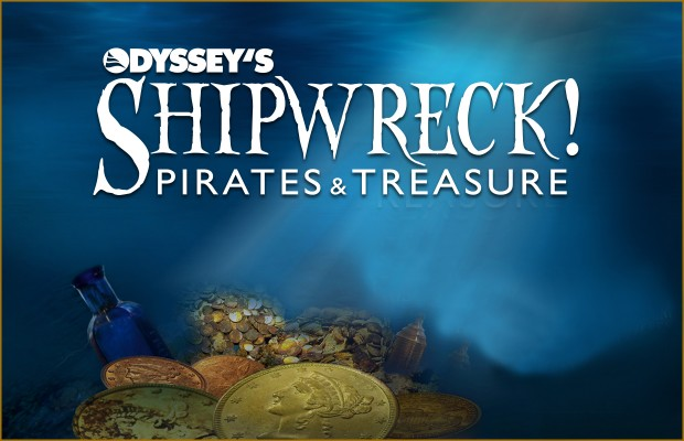 Museum of Science – Shipwreck!