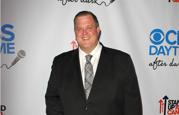 Billy Gardell from Mike & Molly 10/24/13