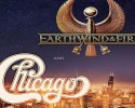Chicago and Earth, Wind, and Fire 2015